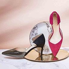 DELICIOUS POISON 小S联名款时尚女士高跟鞋