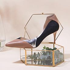 Ariel 小S联名款新潮摩登高跟女士单鞋