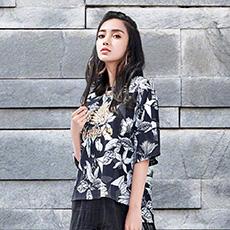 【Angelababy同款】FARM TEE 女子 短袖上衣 CY7375