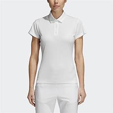 女子 CLIMACHILL POLOPOLO短T恤 CE0371
