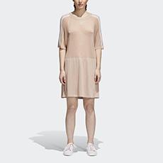 TREFOIL DRESS 女子 裙子 CY5844