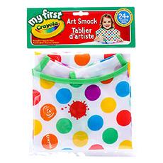 美国 儿童绘画围裙 1-3岁专用