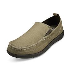 夏季低帮男款沃尔卢一脚蹬帆布鞋 11270