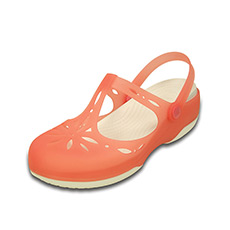 女士夏日卡莉玛丽珍休闲凉鞋 202455