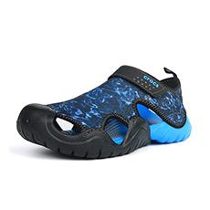 激浪炫酷男士可调节凉鞋 204523