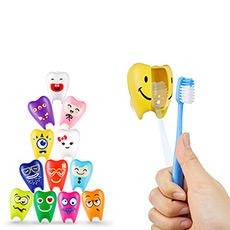 牙仙系列创意牙刷盒
