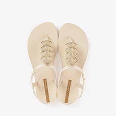 经典夹脚女士罗马平底沙滩凉拖鞋