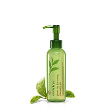 绿茶精萃平衡卸妆油