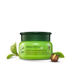 绿茶精萃夜间保湿修护面膜