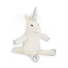 神圣独角兽毛绒玩具公仔