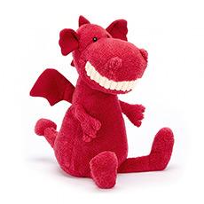 呲牙恐龙毛绒玩具公仔