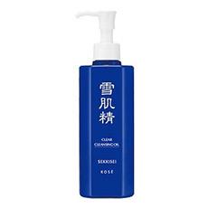 雪肌精净透洁肤油 让肌肤真正净透的洁肤油