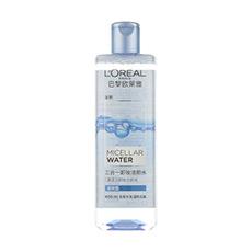 欧莱雅三合一卸妆洁颜水魔术水
