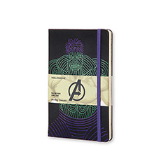 特别限量版 复仇者联盟无敌浩克绿巨人 横间笔记本