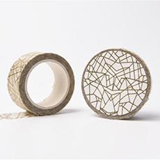 单向手帐装饰纸胶带汪化系列-博尔赫斯《阿莱夫》