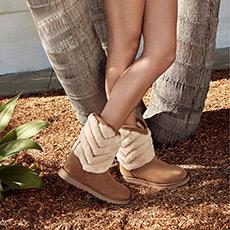 女士秋冬雪地靴个性休闲短靴 1012391