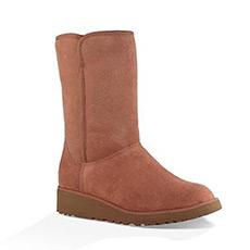 女士防水防污雪地靴经典休闲中筒靴 1013428