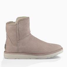 女士防水防污雪地靴经典奢华系列迷你靴 1016548
