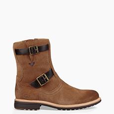 男士靴子格里姆松系列休闲高筒靴 1017253
