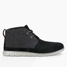 男士单鞋费森系列高帮皮马靴 1018442
