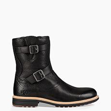 男士靴子格里姆松系列休闲高筒靴 1018724