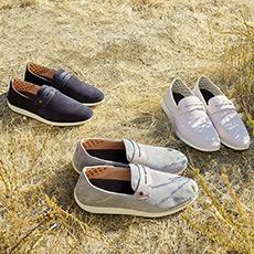 男士单鞋加州情怀系列休闲便士鞋 1092174