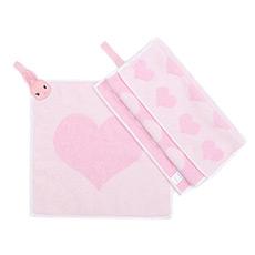 棉柔心情方巾面巾2件装AK197Y42
