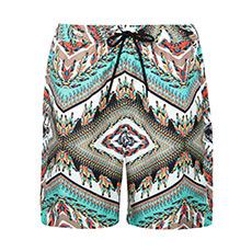 莫奈花园男士沙滩裤AM600681