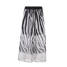 奢情蕾丝沙滩长裤AM601602