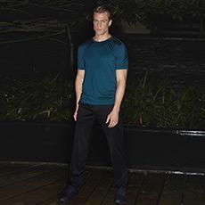 18SS酷黑运动运动长裤