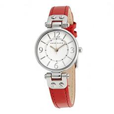 时尚珠宝扣女士石英手表10-9443WTRD