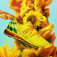 Asics Gel-Quantum 360 KO100情侣款休闲跑步鞋全球限量版1021A059-800