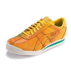情侣款运动休闲鞋全球限量版TIGER CORSAIR KO100 1183A258-800
