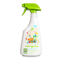 美国进口 儿童玩具高脚椅清洁液 天然无香