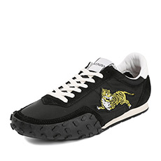 经典老虎刺绣图案休闲鞋运动鞋 I1AKZ006