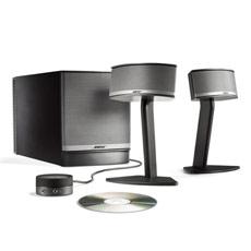 Companion5 多媒体扬声器系统(2.1声道5.1效果电脑音响)