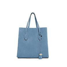 CELENE 女士 天蓝色麂皮 购物包 托特手提包 COBC811E41