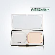 精华粉饼盒+粉扑