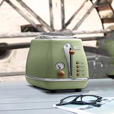 复古早餐系列多士炉 烤面包机 CTO2003