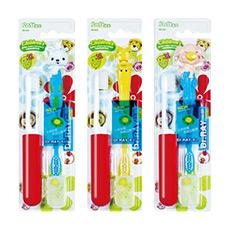 儿童动物牙刷礼品装