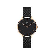 丹尼尔 · 惠灵顿 女士手表金属表带情侣石英表