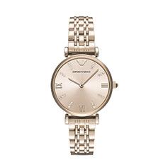 满天星简约钢带镶钻女士手表AR11059