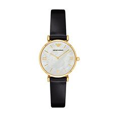 皮带简约时尚石英欧美腕表女士手表AR1910