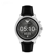 可定制界面智能数字式触屏活动跟踪男士手表ART5003
