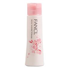 柔滑洁面粉-保湿 樱花限量版