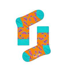 西瓜图案时尚活泼撞色儿童彩袜棉袜KWAT01-2000