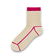 女士高档裸袜 SISLIL12-8000