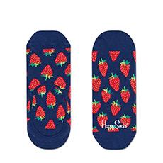 情侣款草莓水果低筒帮短船袜STB06-6000