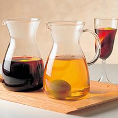 耐热玻璃咖啡分享壶牛奶壶 带手柄HPDN-2T