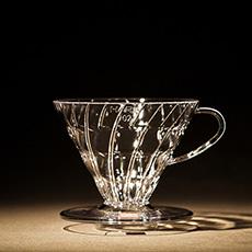 耐热树脂咖啡滤杯 VD-02T-14